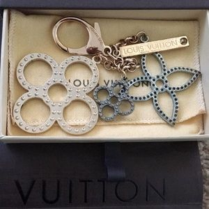 """Louis Vuitton"" Tapage bag charm, pre-owned"
